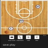 Download Basketball Coachs Clipboard Cell Phone Software